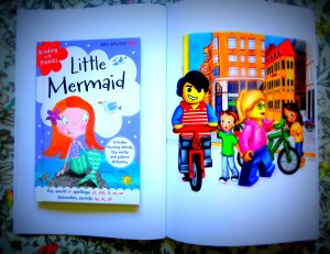 Molly goes to Copenhagen, Little Mermaid