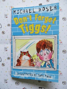 Don't Forget Tiggs