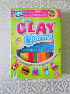 Zap Cute Clay Charms