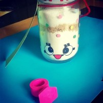 Shopkins cookie jar