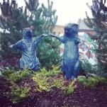 Meet Mr & Mrs Beaver